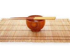 палочки шара деревянные стоковые изображения