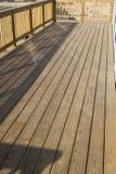 палуба длиной Стоковые Фотографии RF