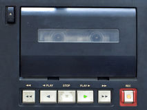 палуба кассеты Стоковое Изображение