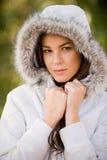 Пальто зимы Стоковое Фото