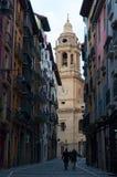 Памплона, Наварра, Баскония, Испания, Европа Стоковое Изображение RF