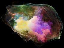 Памяти частицы разума Стоковые Изображения RF