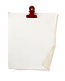 памятка бумаги офиса примечания дела Стоковые Фотографии RF