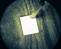 памятка тумана Стоковое Изображение RF