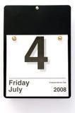 Памятка 4-ое июля Стоковое Фото