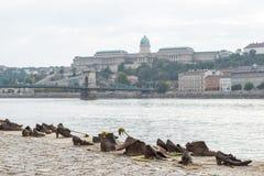 Памятники Будапешта Стоковые Фотографии RF