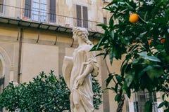 Памятники в Флоренсе Стоковые Фото