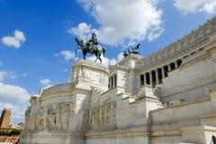Памятники имперской столицы Рима исторические стареют римское и ренессанс стоковое фото