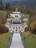памятники ludwig linderhof короля Баварии ii большая часть один дворец восстановили посещенное царствование Стоковые Изображения