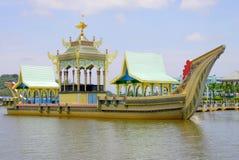 памятник баржи королевский Стоковое Изображение