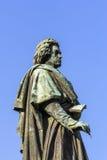 Памятник Бетховен на Munsterplatz в Бонн Стоковая Фотография