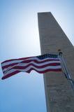 Памятник Вашингтона Стоковые Изображения RF
