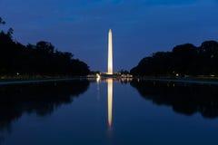 Памятник Вашингтона стоковое изображение