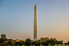 Памятник Вашингтона стоковая фотография rf