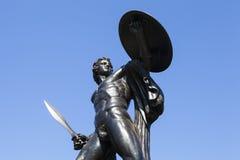 Памятник Веллингтона в Гайд-парке Стоковое фото RF