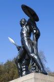 Памятник Веллингтона в Гайд-парке Стоковые Изображения RF
