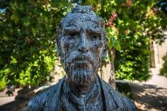 Памятник Винсента ван Гога стоковая фотография