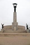 Памятник высвобождения Стоковые Изображения RF