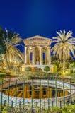 Памятник в Валлетте, Мальта шарика Александра Джна Стоковое Изображение