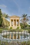 Памятник в Валлетте, Мальта шарика Александра Джна Стоковое фото RF