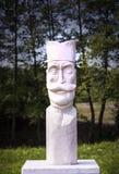 Памятник в Сербии Стоковые Изображения RF