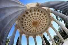 Памятник в Франции Стоковое Изображение