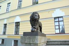 памятник в Velikiy Новгороде Стоковые Изображения RF
