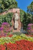Памятник героев в Граце, Австрии Стоковая Фотография