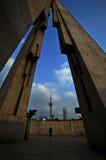 памятник героев Стоковая Фотография