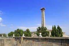 Памятник городка jimei Стоковое Изображение