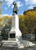 Памятник Джона Cabot исследователя Стоковые Изображения