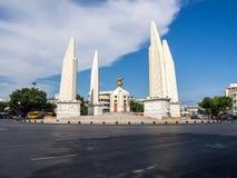 Памятник демократии на Бангкоке, Таиланде Стоковая Фотография