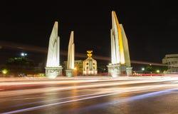 Памятник демократии Стоковая Фотография