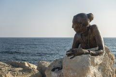 Памятник женщин Стоковые Изображения RF