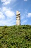 Памятник защитников побережья на Westerplatte стоковое изображение