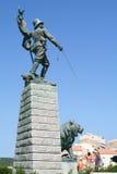 Памятник иностранного легиона в цитадели Bonifacio стоковое фото rf