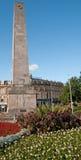 Памятник и здания Стоковое Фото