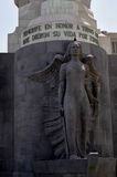 Памятник квадрата Испании стоковое изображение rf