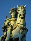 памятник короля 01 I jose Стоковое Изображение