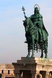 памятник короля стоковое фото rf