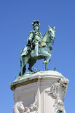 памятник короля joseph к Стоковое Изображение