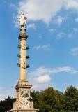 Памятник круга Колумбуса Стоковое Изображение