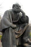 Памятник к апостолу Питеру Стоковая Фотография RF