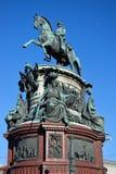 Памятник к Александру 1 лето в Санкт-Петербурге Стоковые Изображения RF