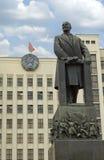 Памятник к Ленину Стоковое Изображение