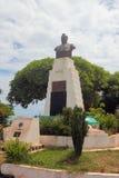 Памятник к маршалу Иосиф Joffr Diego-Surez, Мадагаскар Стоковые Фотографии RF
