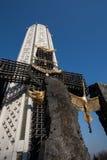Памятник к миллионам жертв большого голода в 1932- Стоковое Изображение