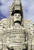 Памятник к отечеству в Мериде, Мексике Стоковое Фото