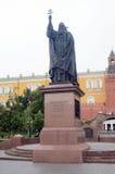 Памятник к патриарх Hermogenes Hermogenes стоковое фото rf