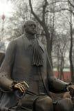 Памятник к Питеру большой Стоковые Изображения